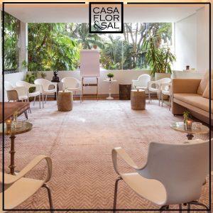 Casa Flor & Sal espaço eventos luxo
