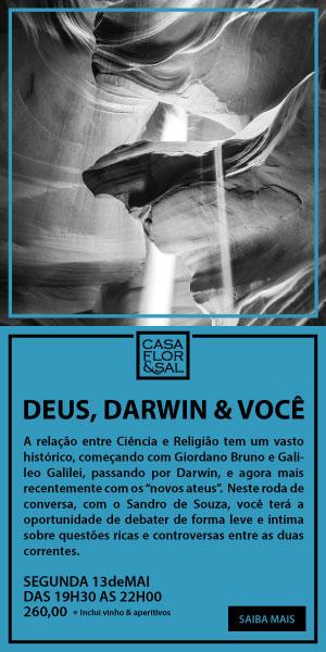 Darwin - Casa Flor & Sal