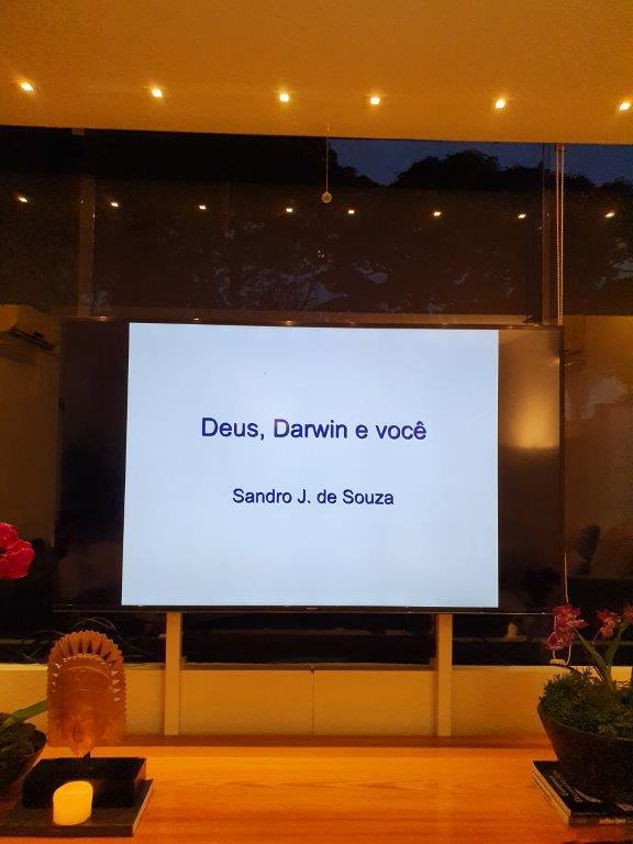 Deus, Darwin e Você